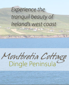 Dingle peninsula holiday cottage
