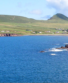 Self-catering holiday cottage, Dingle, Ireland